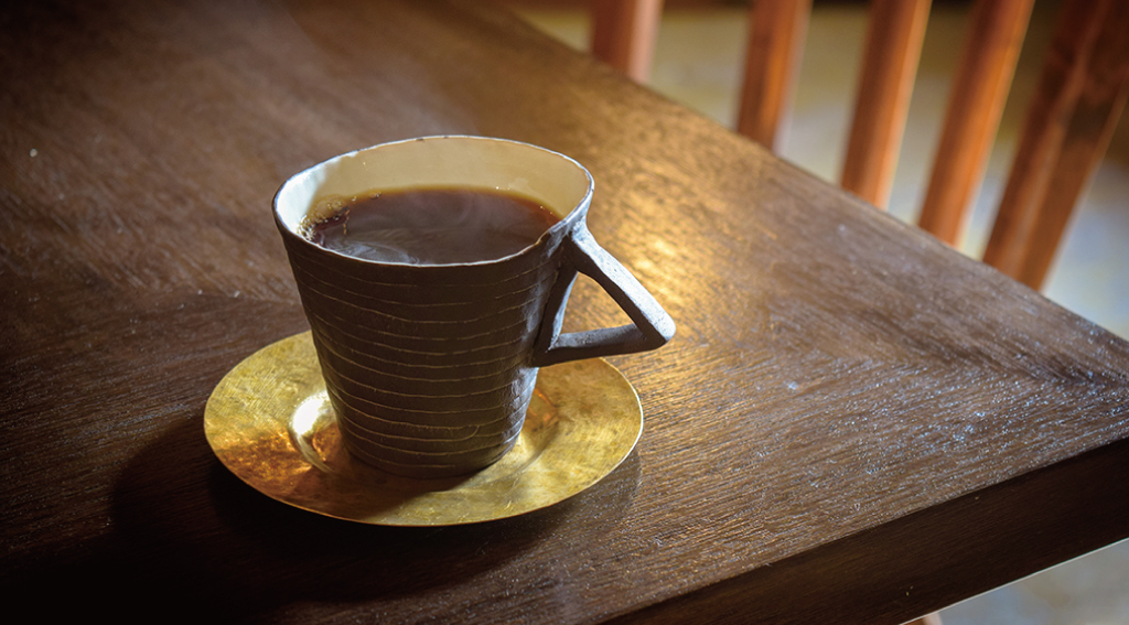ハシドイのコーヒー