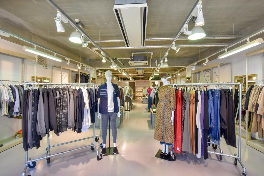 B.C STOCK LIMITED SHOP 北杜市 NEWショップ 2