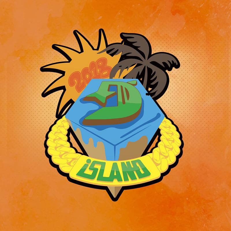 DOBERMAN INFINITY presents  D.Island 2018