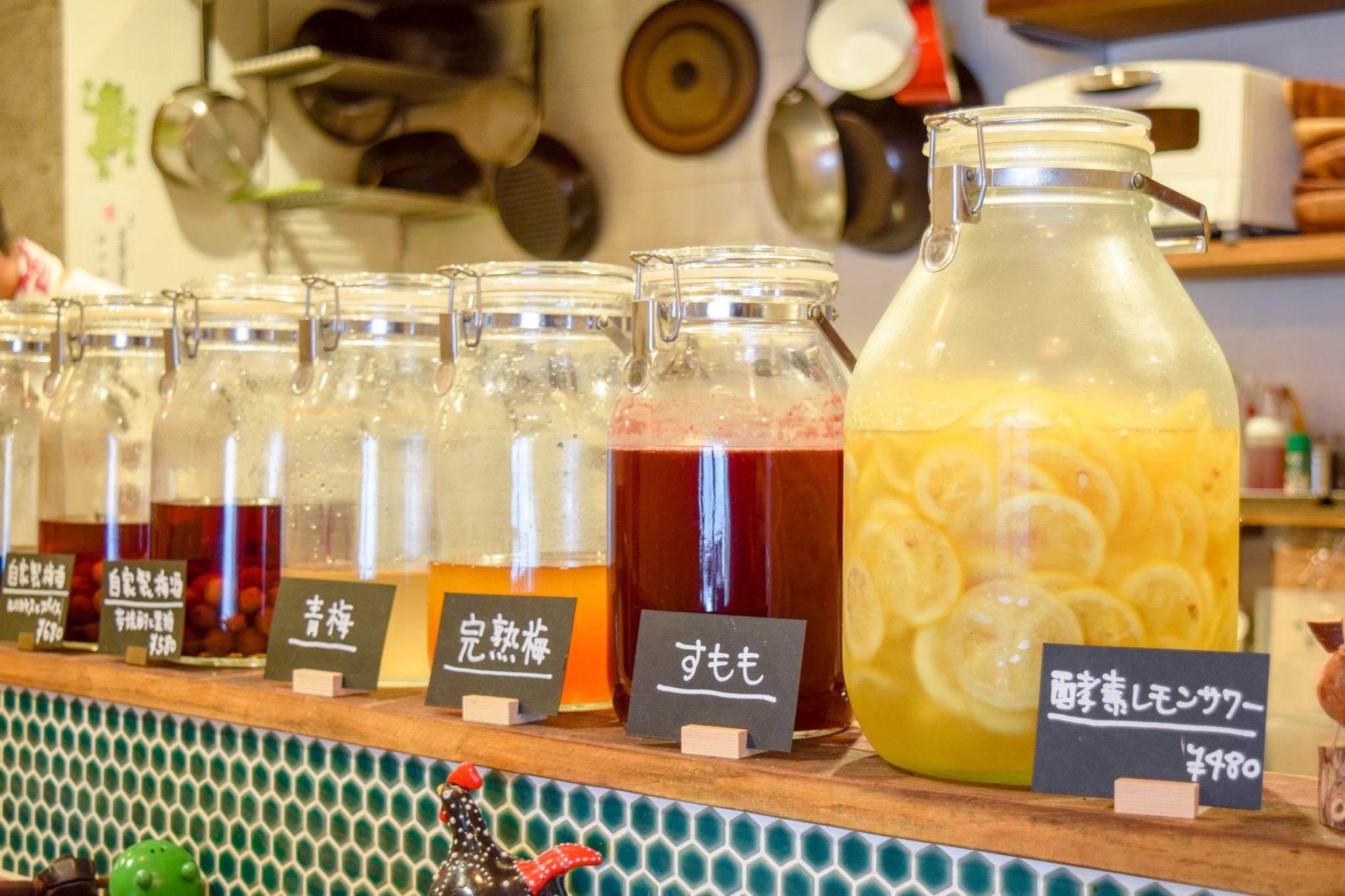 発酵酒場 かえるのより道 甲府市 グルメ 居酒屋 1