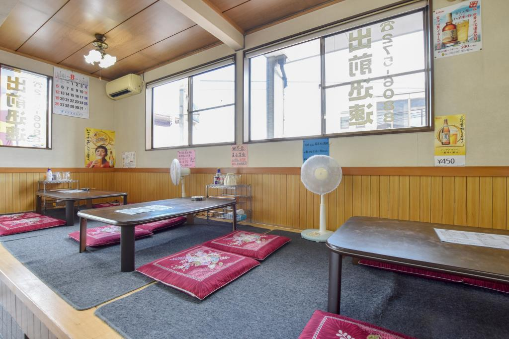 ユタカ昭和店 昭和町 和食 3