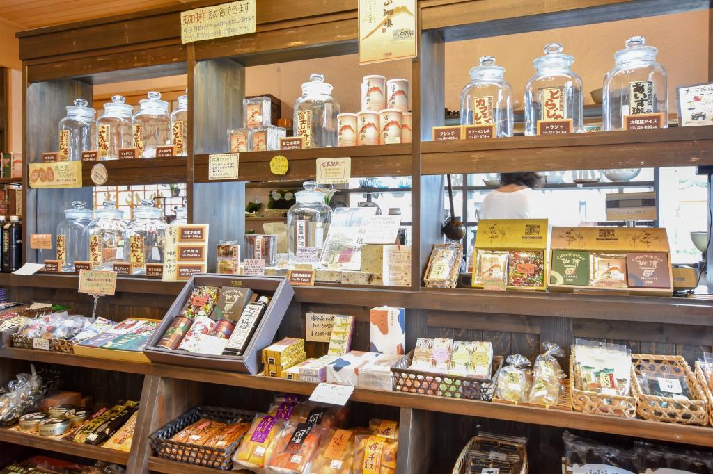 雑貨と珈琲豆の店 和 富士河口湖町 ショップ 3