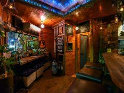 Craftbeer Bar diagonal 甲府市 居酒屋 バー 4