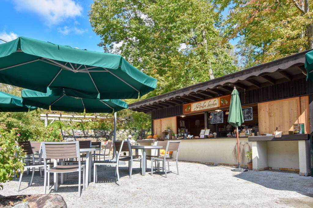 カフェ ガーデン トップ