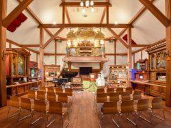 萌木の村オルゴール博物館 ホール・オブ・ホールズ 北杜市 遊ぶ学ぶ 2