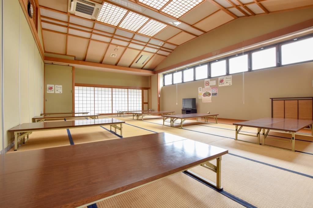 かまなしの湯(釜無川レクリエーションセンター) 甲斐市 遊ぶ学ぶ 5
