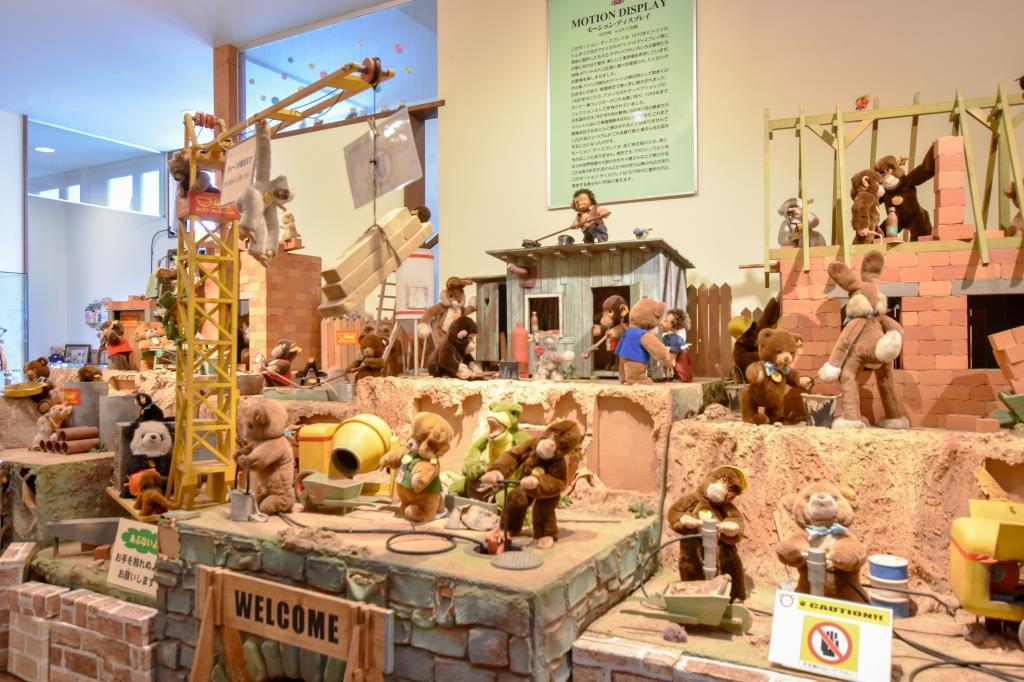 山中湖テディベアワールドミュージアム 山中湖村 博物館 資料館 2