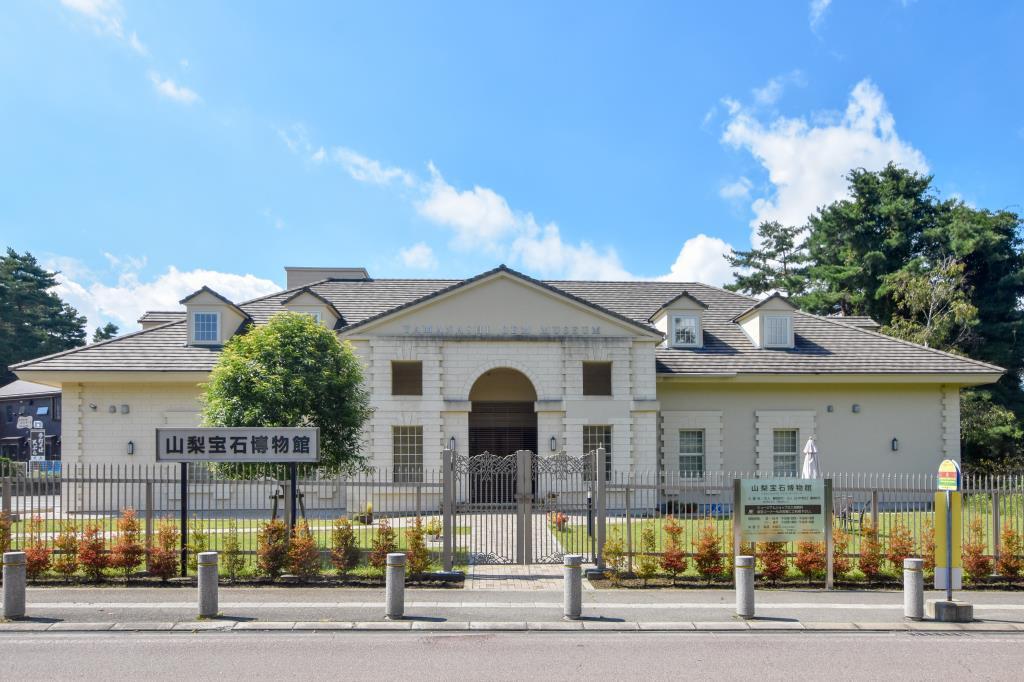 山梨宝石博物館 富士河口湖町 博物館 1