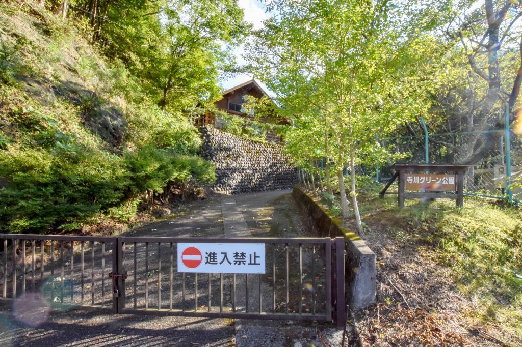 寺川グリーン公園 甲府市 キャンプ BBQ 5