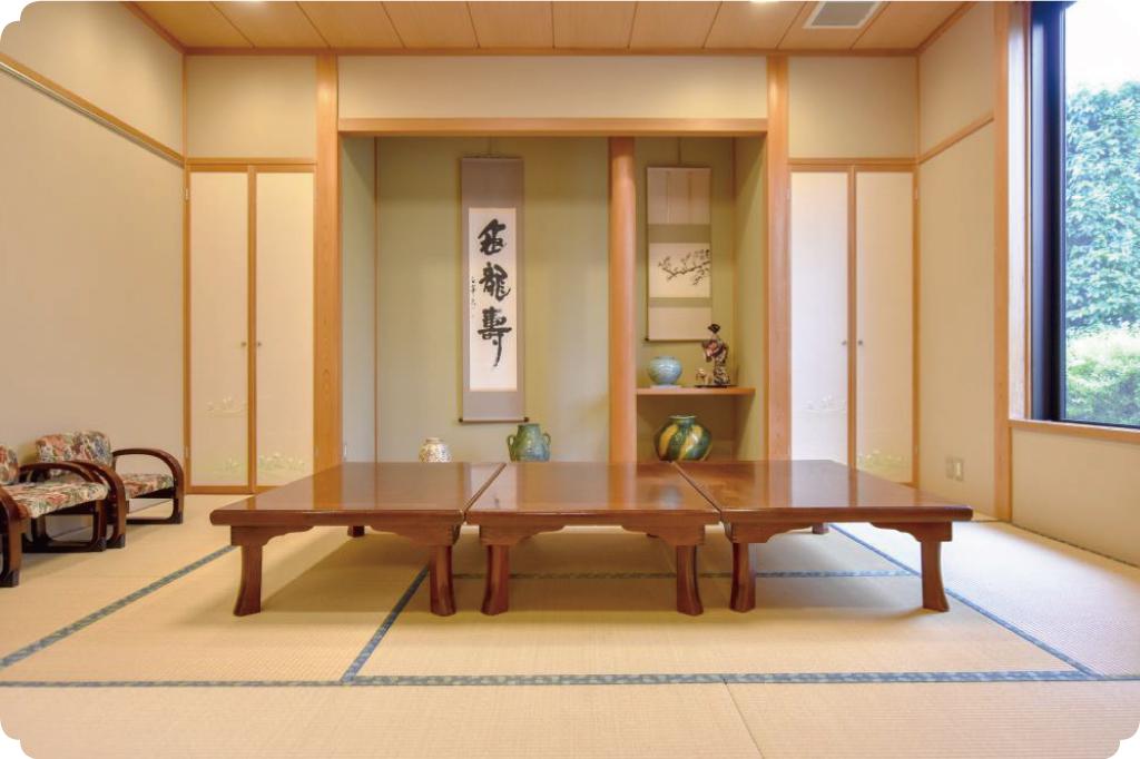 武田乃郷 白山温泉の個室