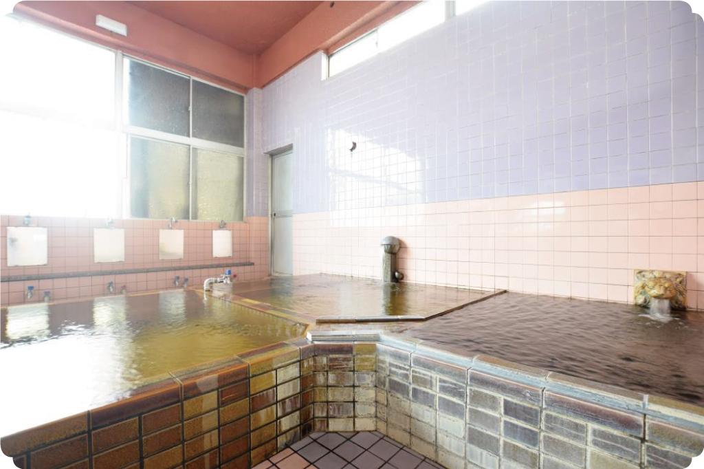 新遊亀温泉の内湯1