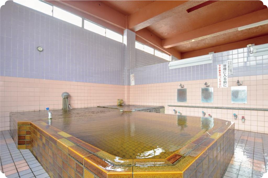 新遊亀温泉の内湯2