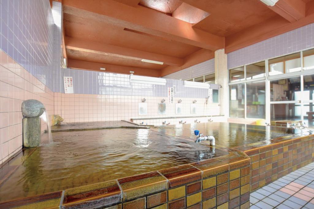 新遊亀温泉の温泉
