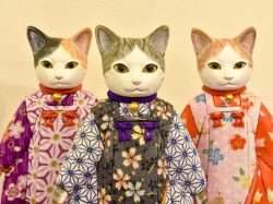猫グッズ専門店 ル・シャ・デ・ボワ 北杜市 ファッション 3