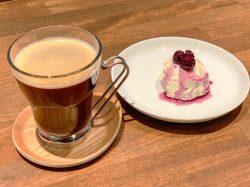 calm café 小淵沢 カフェ2