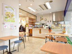 オーチャードカフェ 甲府駅前店 カフェ4