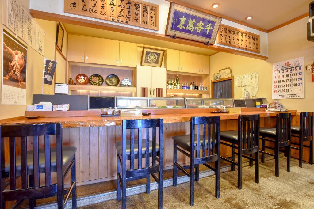 魚そう 中道分店 甲府市 寿司2
