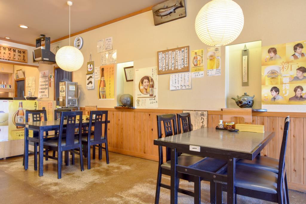 魚そう 中道分店 甲府市 寿司4