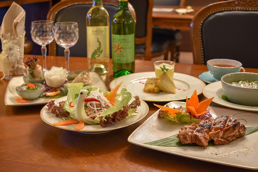 タイ料理レストラン ショークディーのサムネイル