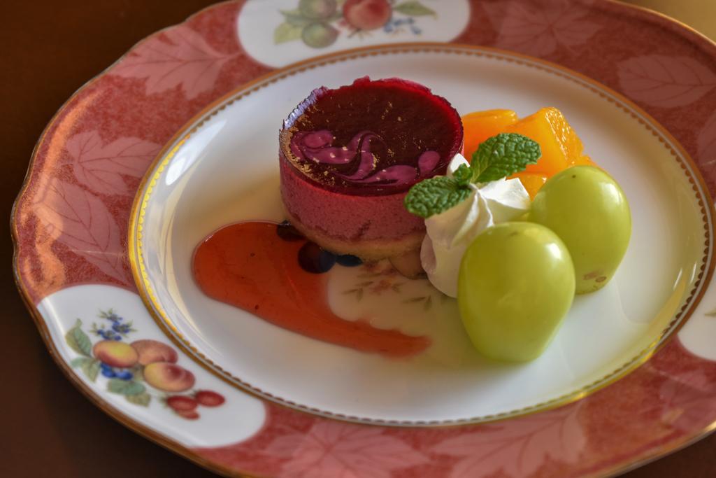 レストラン シャンモリのグループセット3