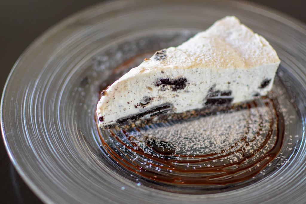鉄板酒場 き楽の手作りレアチーズケーキ