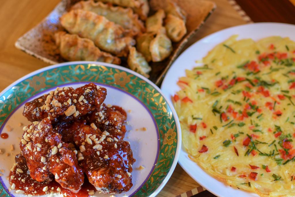 韓国料理 ジャーメのアラカルト