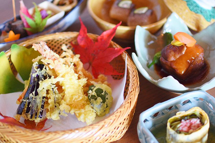 和食・おすし若の宴会コース1