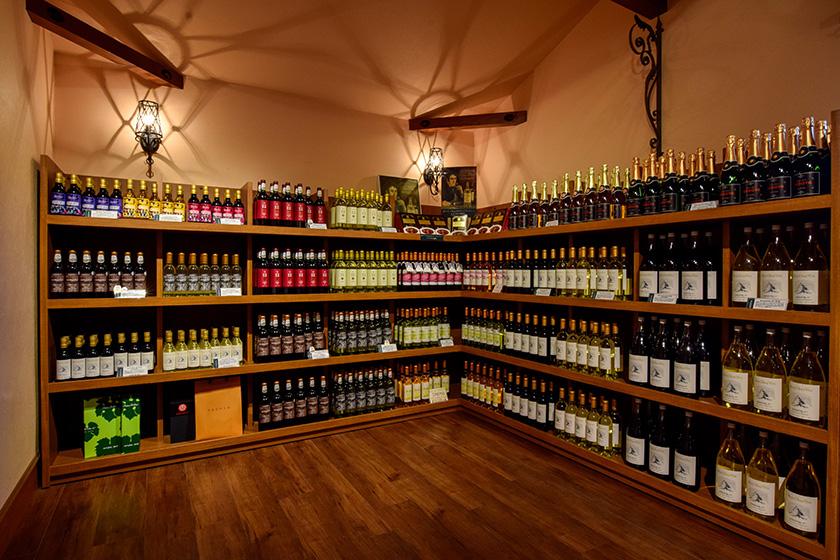 サドヤショップのワイン