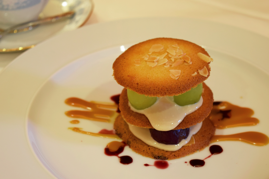 レストラン レアル・ドールのディナーコース3