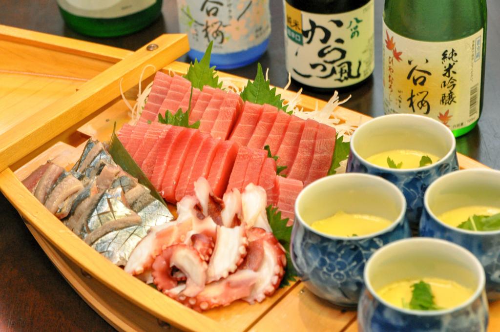 蔵元居酒屋 谷桜の宴会メニュー