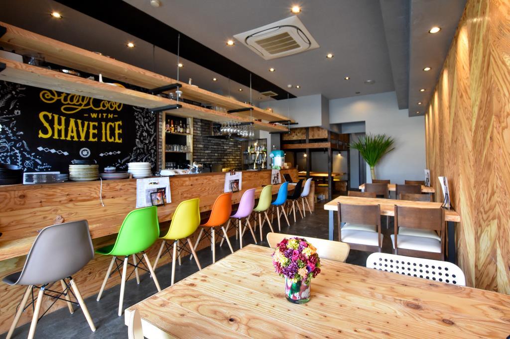 肉料理 かき氷専門店 ENGAWA1441 富士河口湖町 バー カフェ スイーツ 3