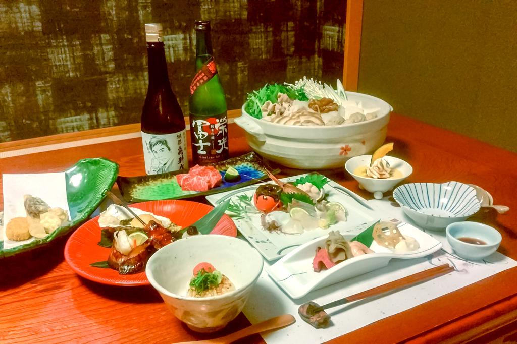 創作割烹 吟 富士吉田市 和食 1