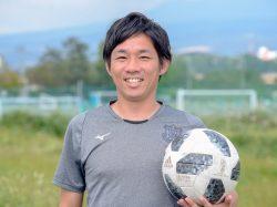 サッカーコーチとしての挑戦 | 小澤 亮介さん
