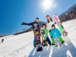 カムイみさかスキー場 笛吹市 スキー スケート 2