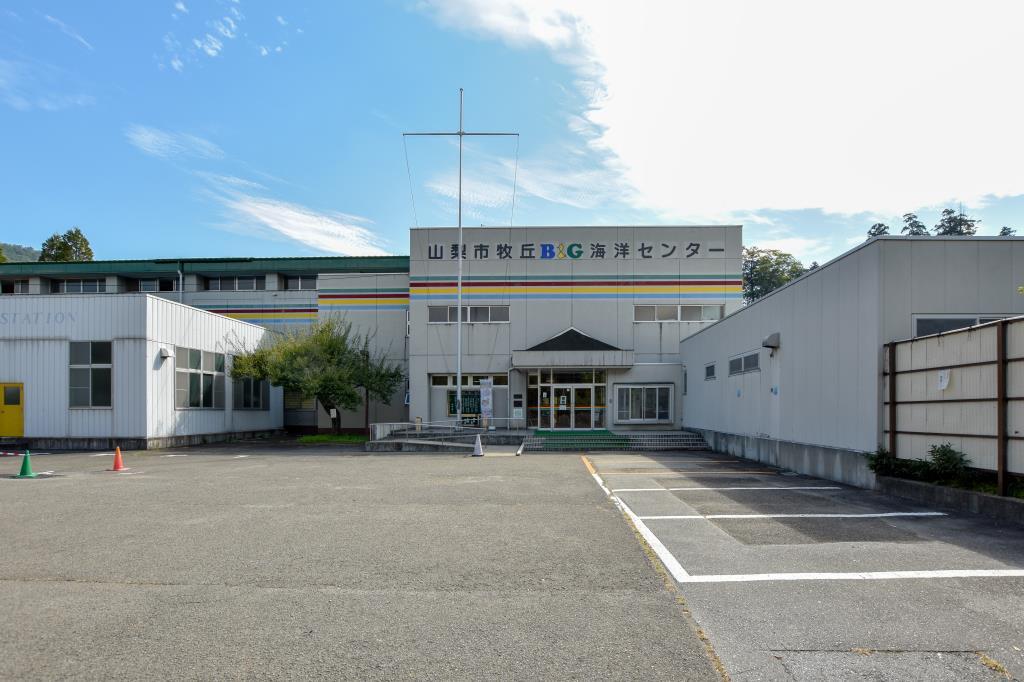 牧丘B&G海洋センター(指定管理者㈱フィッツ) 山梨市 ジム プール 1