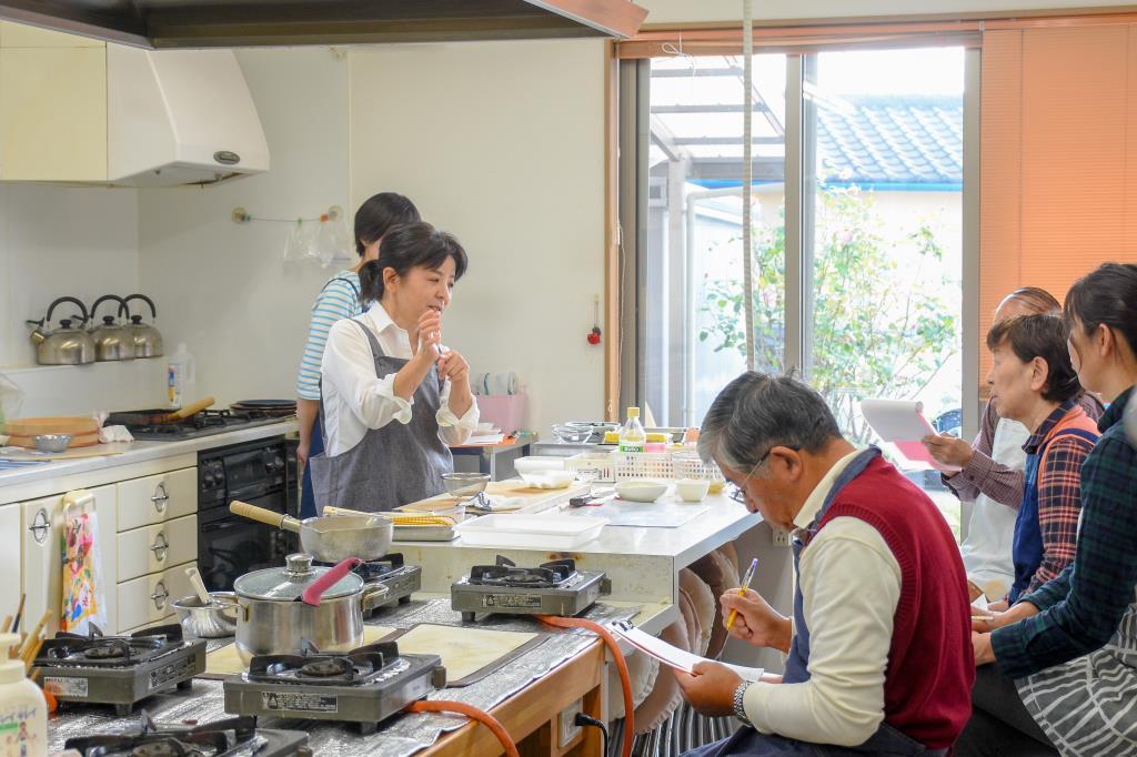 向山美和子の料理教室 昭和町 趣味 習い事 料理 3