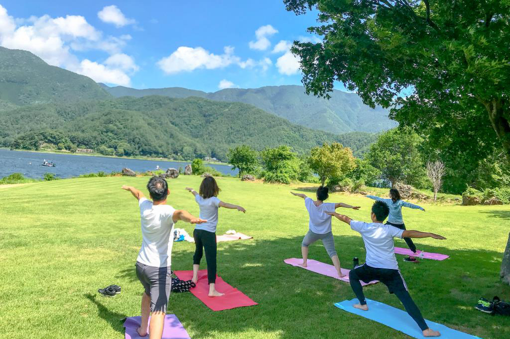 Nipa Yoga 富士吉田市 フィットネス ビューティー 2