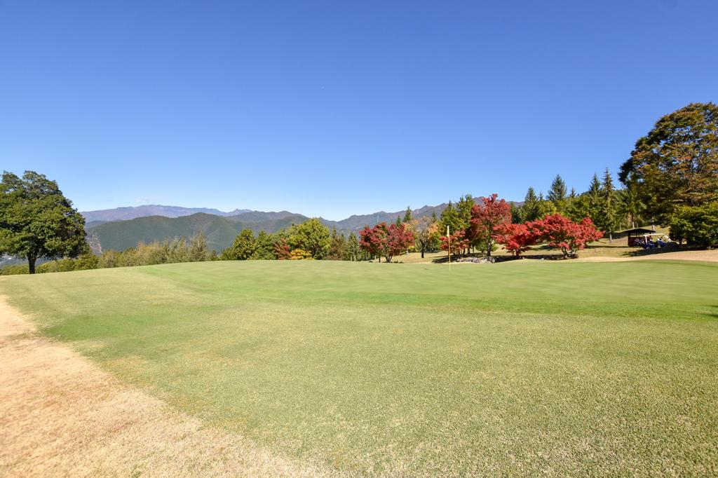 塩山カントリー倶楽部 甲州市 スポーツ施設 ゴルフ 4