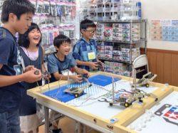 タミヤロボットスクール エム・ライズ 富士河口湖教室 富士河口湖町 遊ぶ学ぶ 4