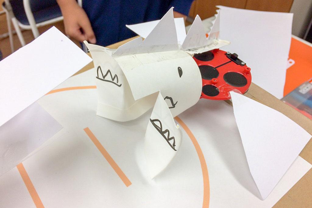 タミヤロボットスクール エム・ライズ 富士河口湖教室 富士河口湖町 遊ぶ学ぶ 2