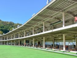 ウインドヒルゴルフ練習場 笛吹市 スポーツ施設 ゴルフ 4