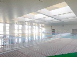 山梨市屋内温水プール(指定管理者㈱フィッツ) 山梨市 スポーツ施設 ジム プール 2