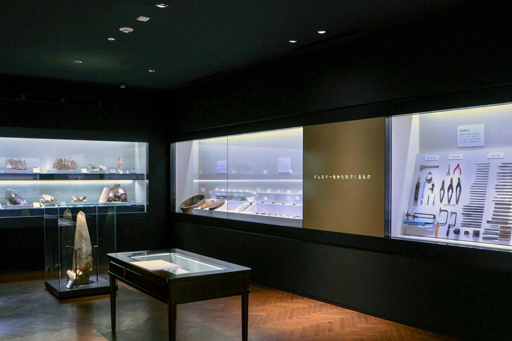 山梨ジュエリーミュージアム 甲府市 美術館 博物館 3