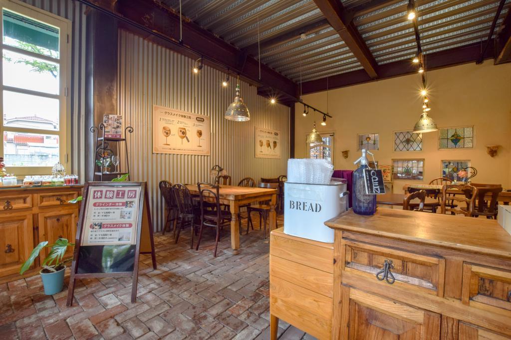 葡萄工房 ワイングラス館 甲州市 ショップ 5