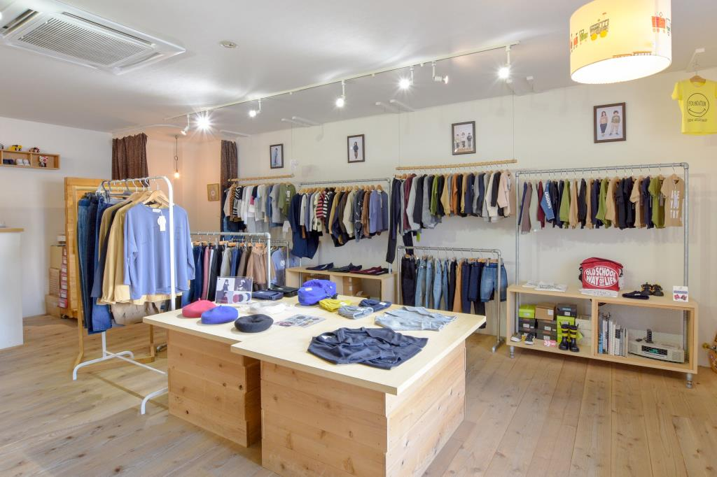 foundation 昭和町 ファッション 2