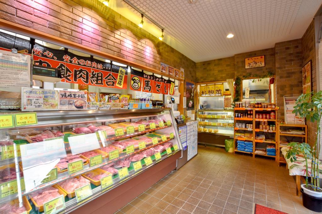 肉のいがらし 富士吉田市 ショップ 2