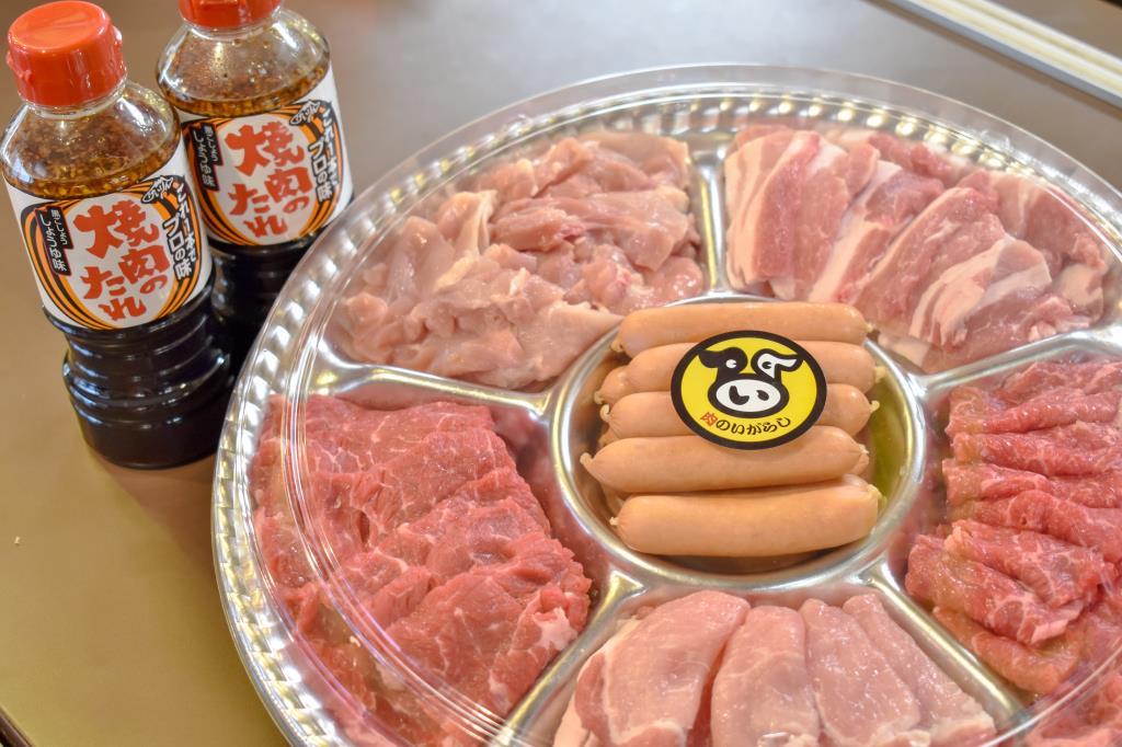 肉のいがらし 富士吉田市 ショップ 4