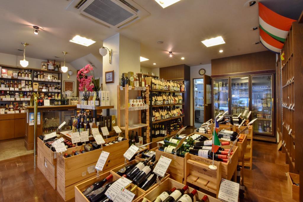 酒ギャラリーNakamura 都留市 フード/ドリンク 2