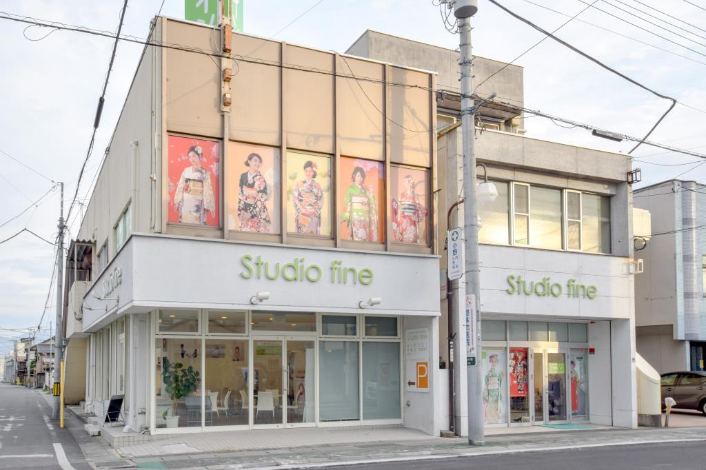 スタジオ ファイン 甲府市 ショップ 1