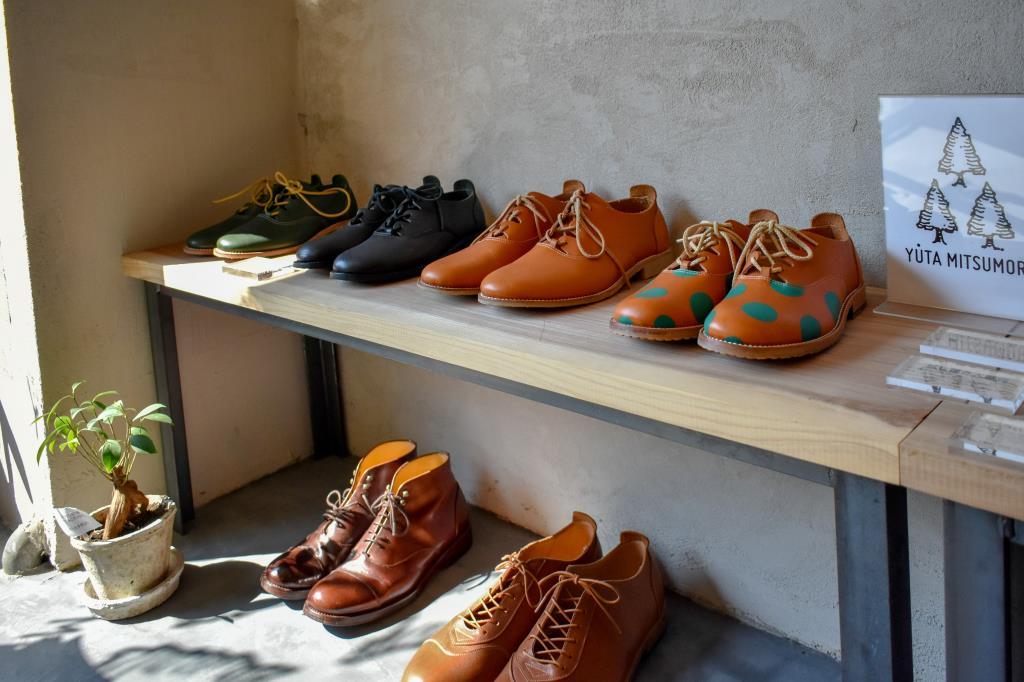 靴工房YUTA MITSUMORI 甲府市 ショップ 4